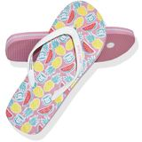 Paul Frank Fruit Salad Jandals (Size 2)
