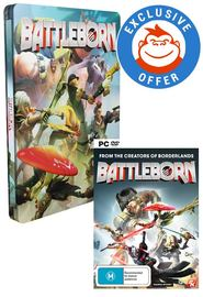 Battleborn for PC Games