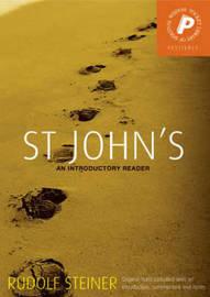 St John's by Rudolf Steiner