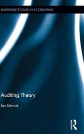 Auditing Theory by Ian Dennis