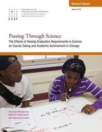 Passing Through Science by Nicholas Montgomery