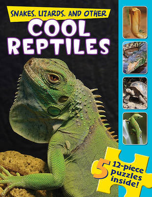 Snakes, Lizards, and Other Cool Reptiles by Claire Belmont image