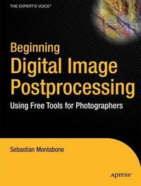 Beginning Digital Image Processing by Sebastian Montabone image