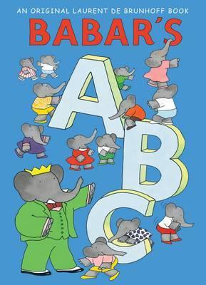 Babars ABC by Laurent de Brunhoff