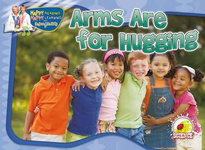 Arms Are for Hugging by Dr Jean Feldman image