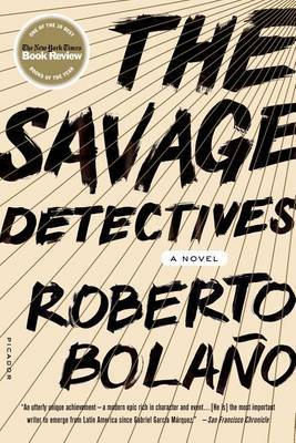 The Savage Detectives by Roberto Bolano image