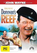 Donovan's Reef on DVD