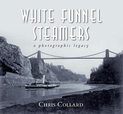 White Funnel Steamers by Chris Collard image