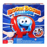 Boom Boom Balloon - Children's Party Game