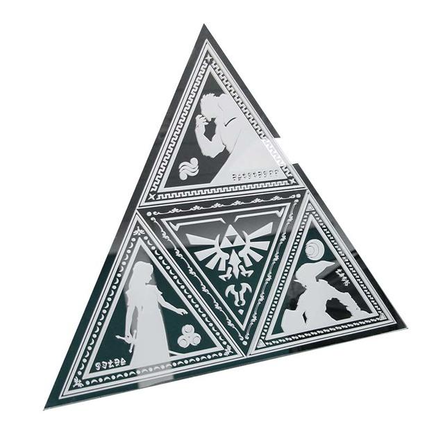 Zelda Triforce Mirror