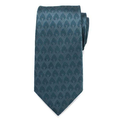 Aquaman Logo Mens Silk Tie
