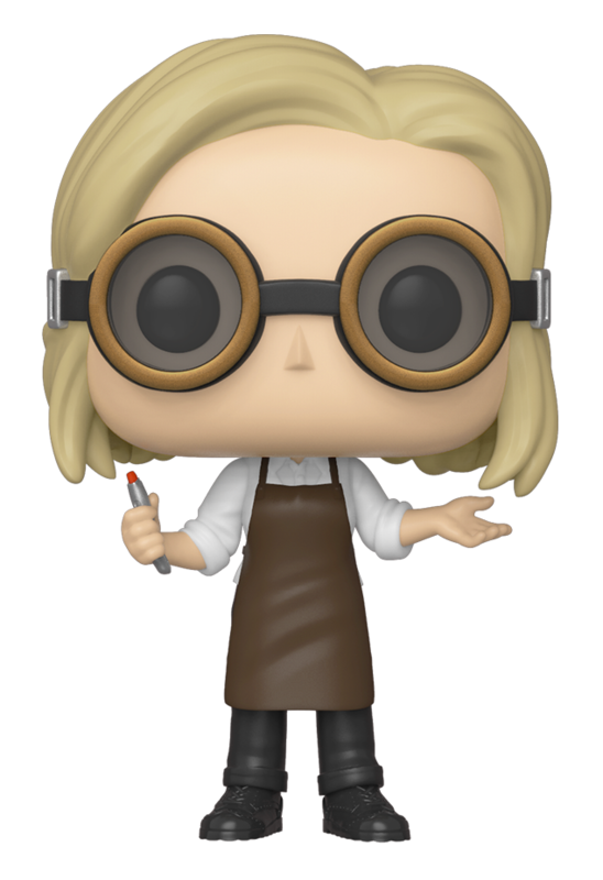Doctor Who - 13th Doctor (with Goggles) Pop! Vinyl Figure