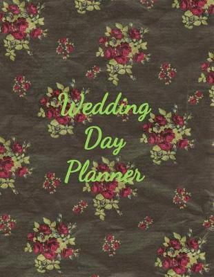 Wedding Day Planner by Color Your Way to Happy
