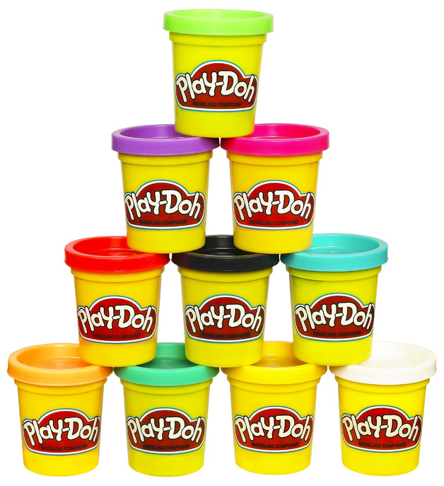 Play-Doh 10-Pack