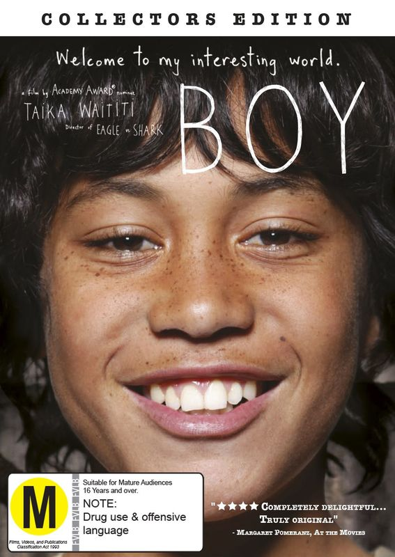 Boy: Collector's Edition on DVD