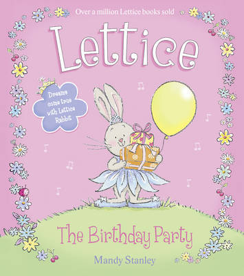 LETTICE - THE BIRTHDAY PARTY by Mandy Stanley image