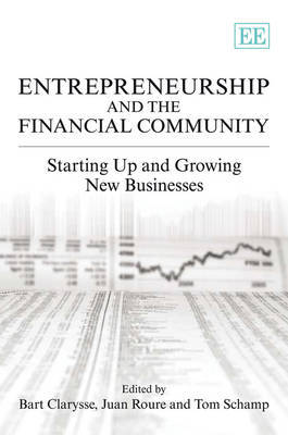 Entrepreneurship and the Financial Community image