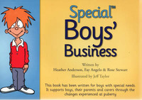 Special Boys' Business by Heather Anderson
