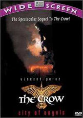 The Crow: City of Angels on DVD