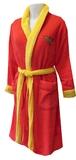 Wonder Woman Fleece Bath Robe