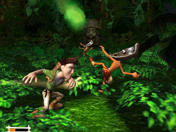 Pitfall: The Lost Expedition for GameCube