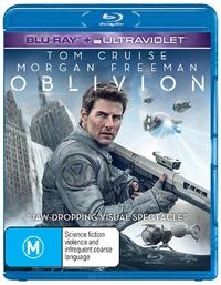 Oblivion on Blu-ray