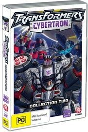 Transformers Cybertron - Collection Two on DVD image