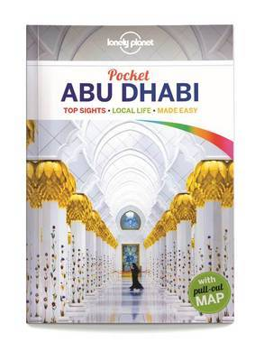 Lonely Planet Pocket Abu Dhabi by Lonely Planet image