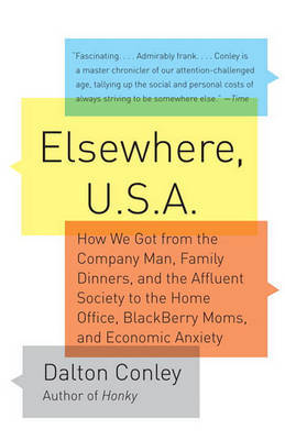 Elsewhere, U.S.A. by Dalton Conley image