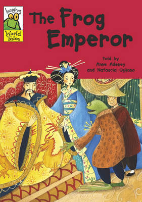 The Frog Emperor by Anne Adeney image