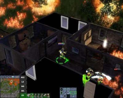 Firefighter Command Raging Inferno for PC Games image