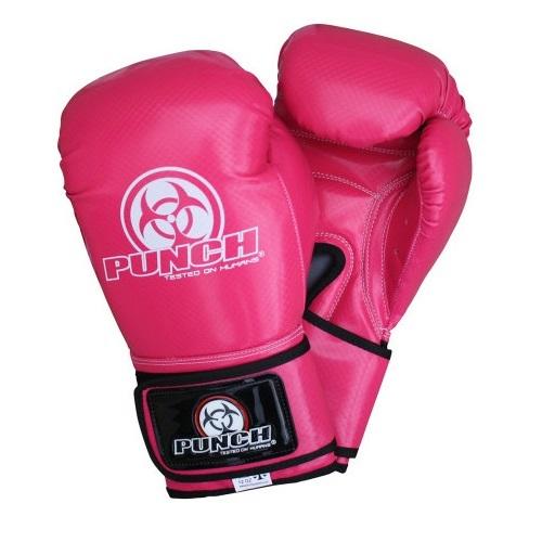 Punch: Urban Boxing Gloves - 10.oz (Pink)
