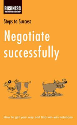 Negotiate Successfully