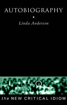 Autobiography by Linda Anderson image