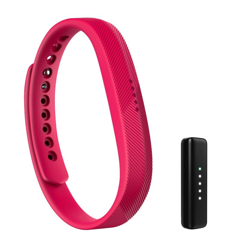 Fitbit: Flex 2 Fitness Tracker - (Magenta) image
