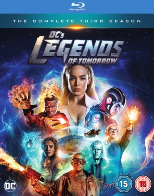 DC'S Legends of Tomorrow: Season 3 on Blu-ray image