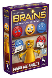 Brains: Make Me Smile - Puzzle Game