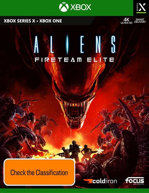 Aliens: Fireteam Elite for Xbox Series X, Xbox One
