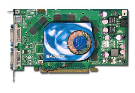 ALBATRON 7900GS 256MB DDR3 PCIE image