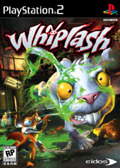 Whiplash for PlayStation 2
