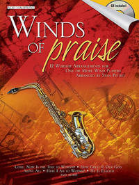 Winds of Praise: For Alto Sax image