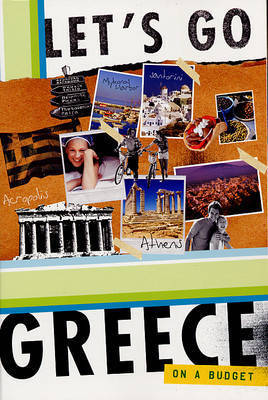 Let's Go Greece by Let's Go Inc