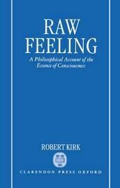 Raw Feeling by Robert Kirk image