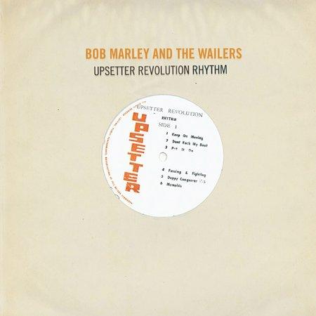 Upsetter Revolution Rhythm by Bob Marley & The Wailers image