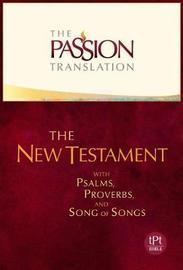 Tpt New Testament Ivory (With Psalms Proverbs and Song of Songs) by Brian Simmons image