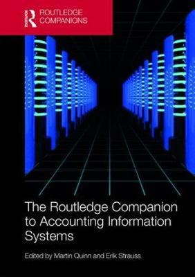 The Routledge Companion to Accounting Information Systems image