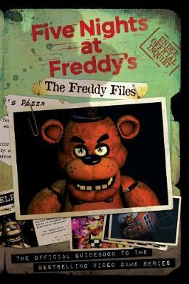 Freddy Files by Cawthon,Scott image