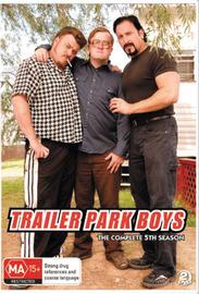 Trailer Park Boys - Season 5 (2 Disc Set) on DVD image