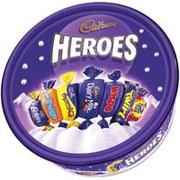 Cadbury Heroes Tub (660g)