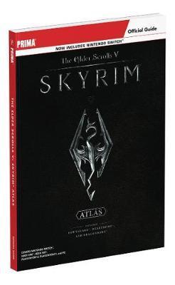 The Elder Scrolls V: Skyrim Atlas by David Hodgson